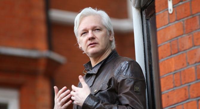 """Не екстрадирайте Асандж"", призоваха демонстранти в Лондон"