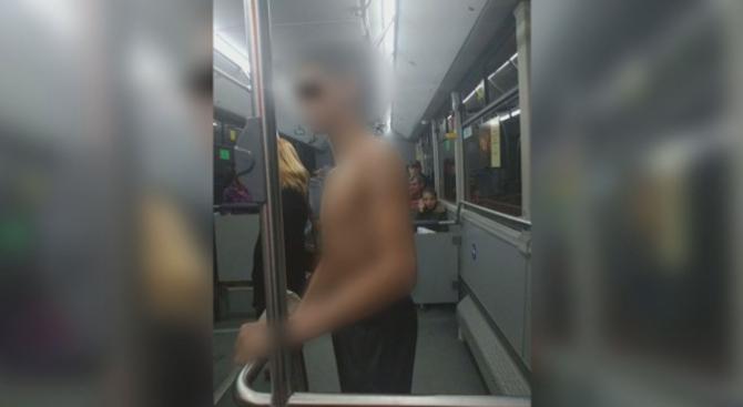 Нападнатото и съблечено в столичен автобус момче проговори