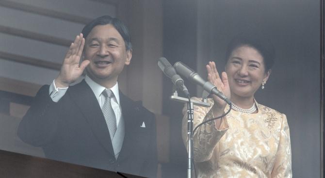 Японският император Нарухито  празнува днес 60-ия си рожден ден