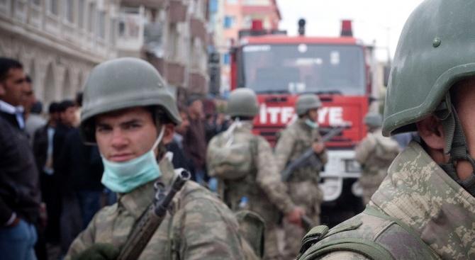 5,7 по Рихтер на границата на Турция и Иран