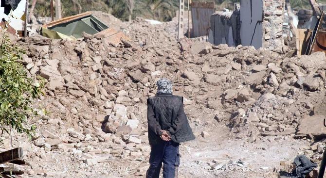 Поне 75 души са ранени при земетресението в Иран