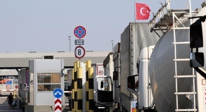 Актуална информация за трафика на граничните пунктове