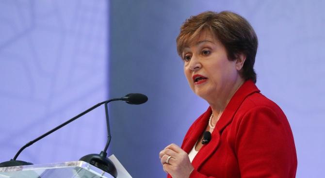 Кристалина Георгиева: Коронавирусът излага на риск световната икономика
