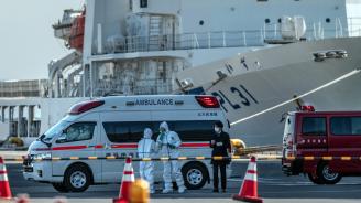 Пътници започнаха да напускат корабa