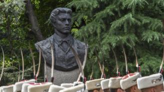 Продължават проявите по повод 147-ата годишнина от гибелта на Левски