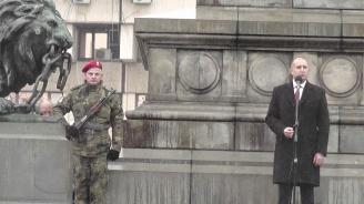 Румен Радев в Русе: Ако на управляващите не им харесва отношението, да се замислят