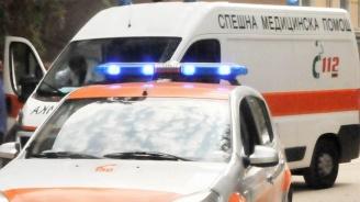 3-годишно дете е в болница с изгаряния и черепно-мозъчна травма