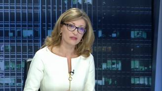 Екатерина Захариева за отношенията ни с Москва: България не воюва с никого