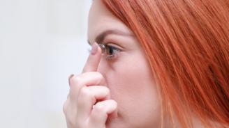 Умни лещи сигнализират за проблеми с очите