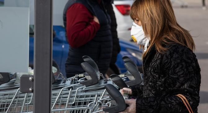 Недостиг от медицински маски в Германия