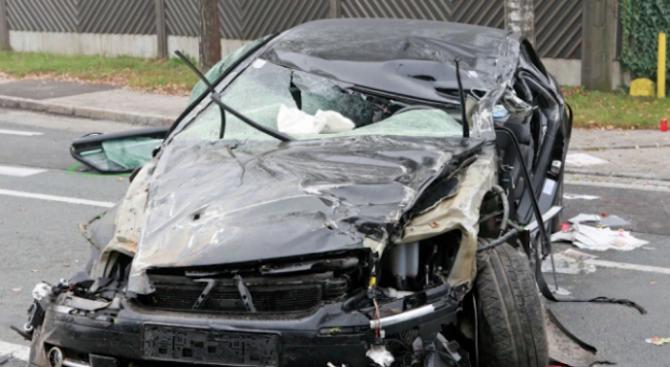 12 души пострадаха при катастрофи за денонощието