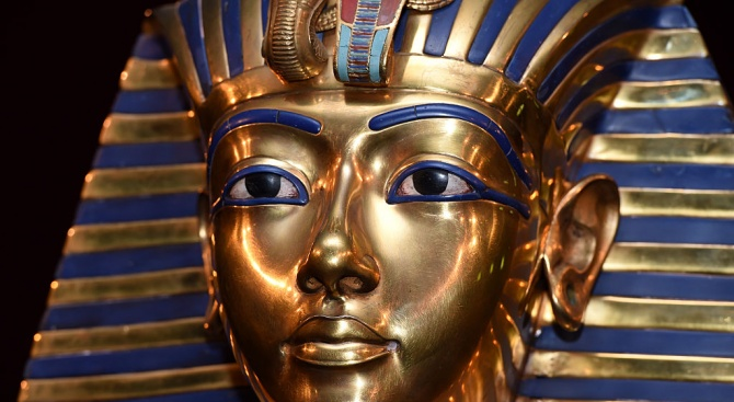 Откриха скрити камери в гробницата на Тутанкамон