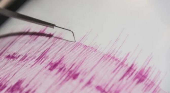 Земетресение с магнитуд 4,8 люля Маниса тази сутрин, усети се и в Истанбул