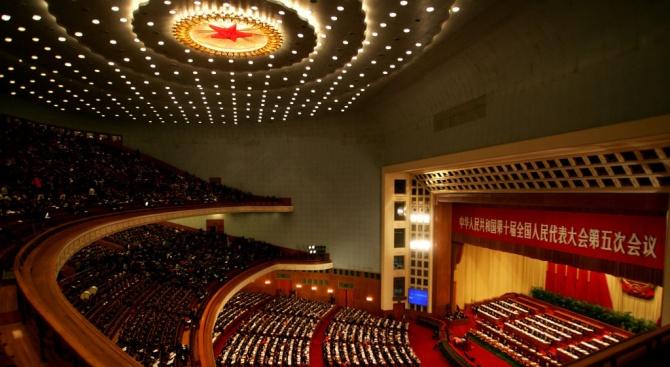 Китай отлага годишната сесия на парламента си заради коронавируса