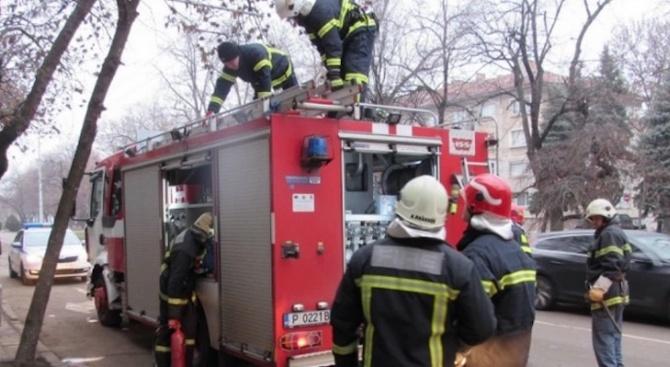 8 пожара са гасени в края на миналата седмица в Кюстендилско