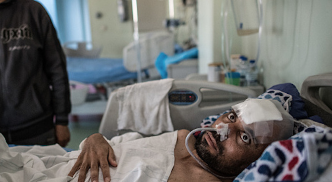 Ирак съобщи за първия случай на заразяване с COVID-19