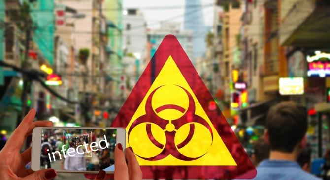 Последни данни за епидемията от коронавирус в Китай