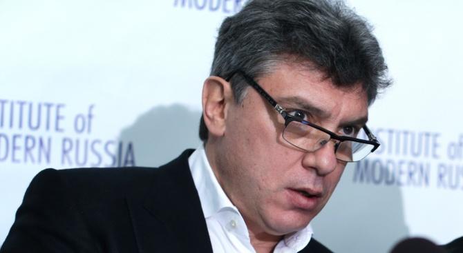 Площадът срещу руското посолството в Прага ще се казва Борис Немцов