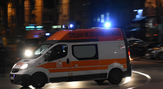 Кола блъсна момиче на кръстовище в София