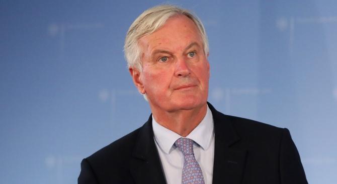 ЕС даде мандат на Мишел Барние да преговаря за бъдещите отношения с Острова