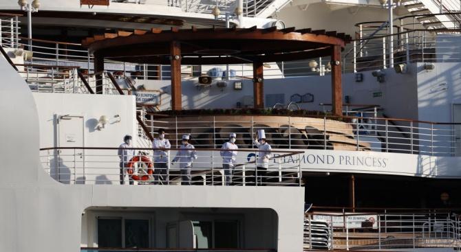 Почина четвърти пътник от круизния кораб, поставен под карантина край Япония
