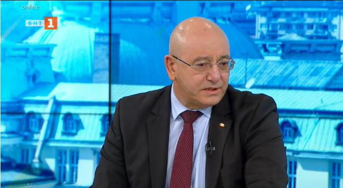 Димитров: Освободил съм си бюрото, ситуацията с басейновите дирекции в страната е трудна