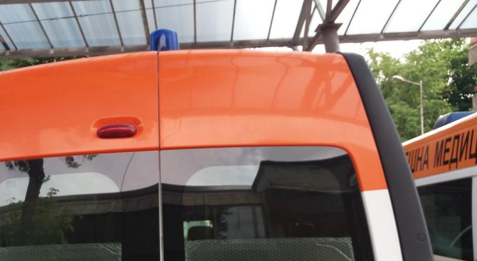4-годишно дете пострада при катастрофа между два автомобила на кръстовище в Пловдив