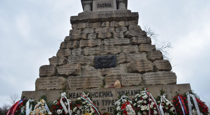 Отменят поклонение пред Докторския паметник в София заради коронавируса