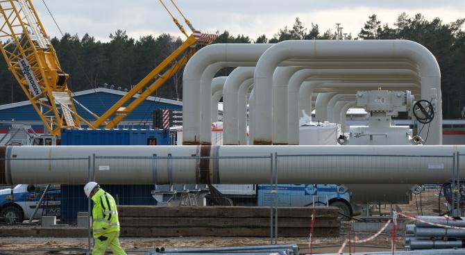 """""""Булгартрансгаз"""" и """"Консорциум Аркад"""" ще строят линейната част на газопровода до границата със Сърбия"""