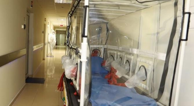 Жена със съмнение за коронавирус в Русе