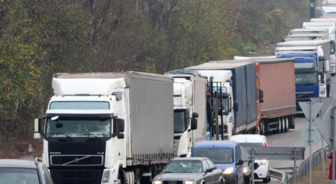 Коронавирусът в Италия удари и товарния транспорт у нас