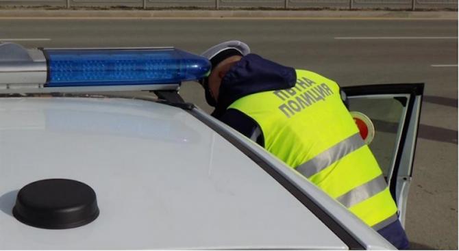 Петима задържани в Плевенско при полицейска операция