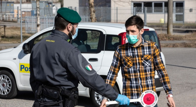 Съседните на Италия страни обещаха да не затварят границите си
