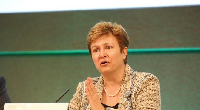 Кристалина Георгиева предложи либерийка за  свой първи заместник