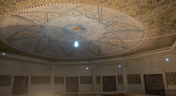 Вековен хамам представят в Пловдив