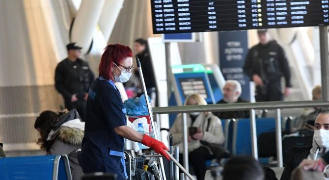 Достатъчни ли са мерките на летище София срещу коронавируса