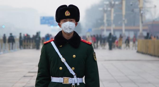 Над 1500 китайци продавали ментета на медицински маски