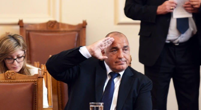 Депутатите изслушват Борисов за тол системата утре