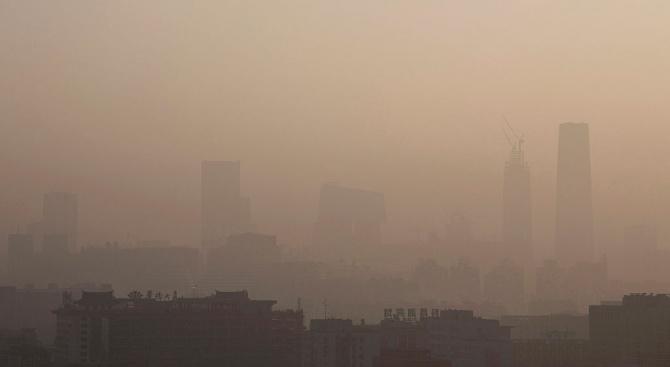 Бангладеш е държавата с най-мръсен въздух
