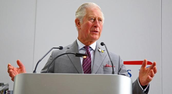 Принц Чарлз ще посети Босна и Херцеговина през март
