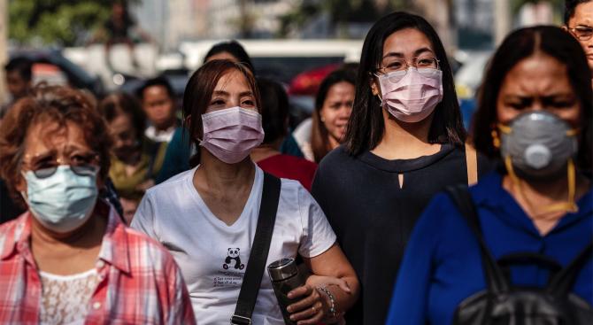 Филипините забраниха достъпа в страната на туристи от южнокорейска провинция заради коронавируса