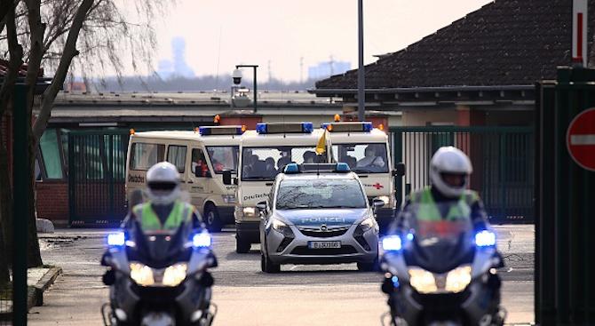 47-годишен пациент с коронавирус е в критично състояние в Германия