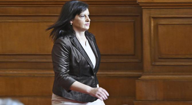 Даниела Дариткова коментира има ли напрежение в управляващата коалиция