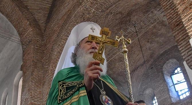Патриарх Неофит се срещна с президента на Кипър Никос Анастасиадис