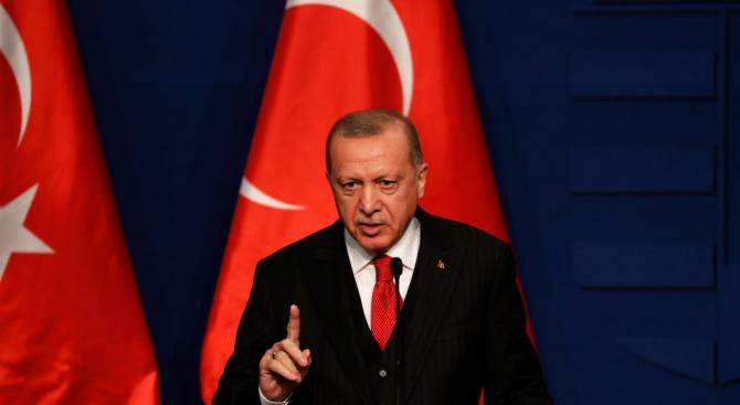Ердоган се закани да отблъсне армията на Асад от Идлиб тази седмица