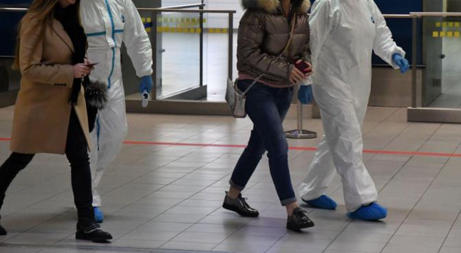 Изследват трима шуменци за коронавирус, завърнали се от Италия