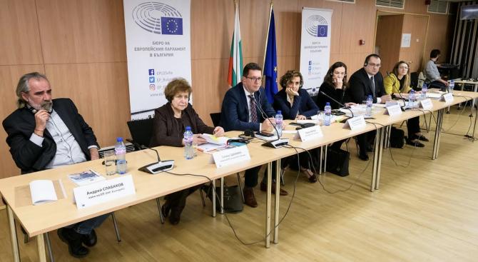 Комисията по петиции на ЕП посети България