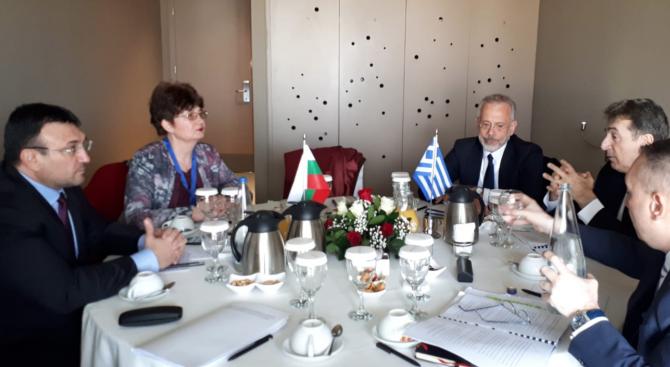 България и Гърция ще продължат да работят за защита на общата ни граница