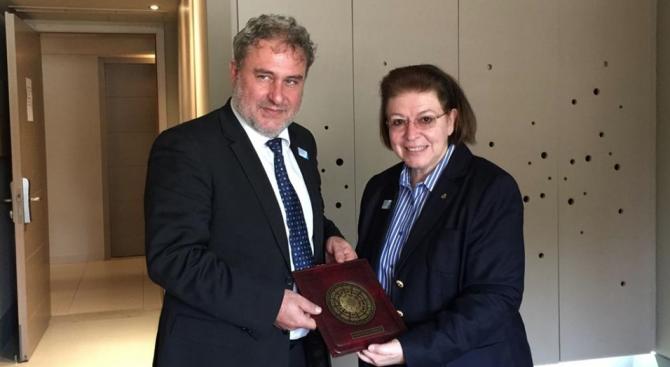 През април подписваме меморандум в областта на културата с Гърция