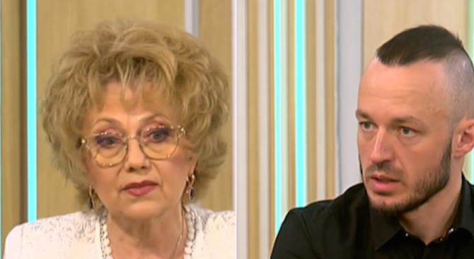 Коалицията няма да бъде разрушена, смятат Валерия Велева и Стойчо Стойчев